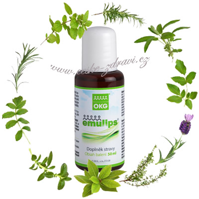 Emulips Natur 50 ml