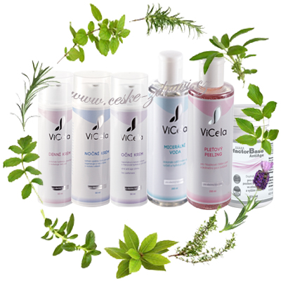 Vicela + Factor Base AntiAge