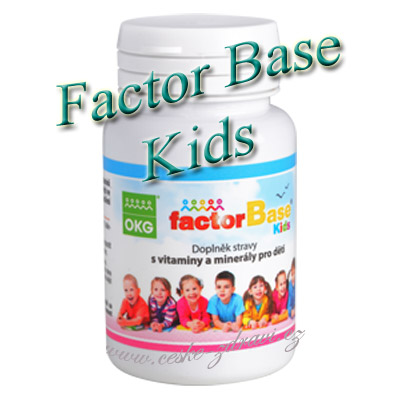 Factor base Kids 60 tbl.